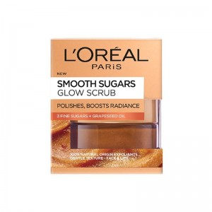 L'OREAL Smooth Sugar Scrub...