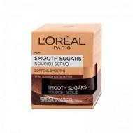 L'OREAL Smooth Sugar Scrub Θρέψης 50ml