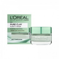 LOREAL Pure Clay Purity Mask 50ml