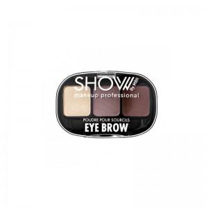 SHOW Eye Brow Shadow Νο 1 Soft