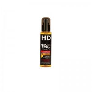 HD Keratin + Argan Care Oil...