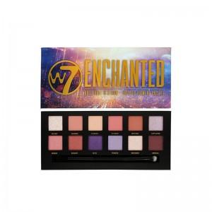 W7 Enchanted Eyeshadow Palette