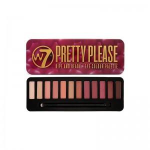 W7 Pretty Please Eyeshadow...