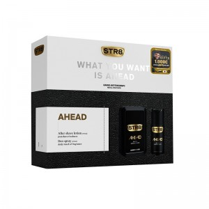 STR8 Ahead After Shave...