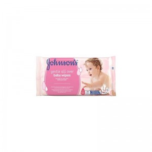 JOHNSON'S Baby Wipes Gentle...