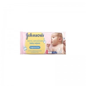 JOHNSON'S Baby Wipes Extra...