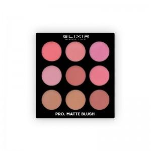 ELIXIR Pro Matte Blush Palette