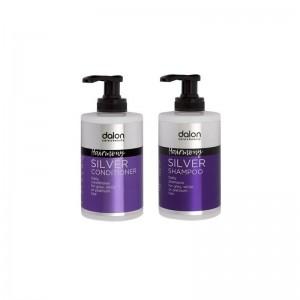 DALON Silver Shampoo +...