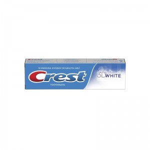 CREST Οδοντόκρεμα 3D White...