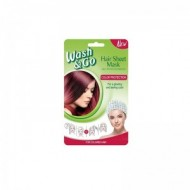 WASH & GO Hair Sheet Mask...
