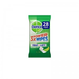 DETTOL Υγρά Μαντηλάκια 28τεμ.