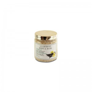 GLAMOROUS Bath Salt Vanilla...