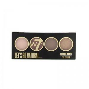 W7 Lets Go Natural Eye Colour