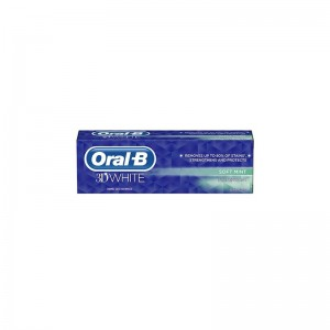ORAL B 3D White Soft Mint...