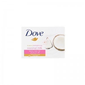 DOVE Soap Bar Coconut Milk...