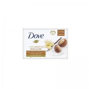 DOVE Soap Bar Shea Butter...