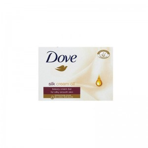 DOVE Soap Bar Silk Cream...