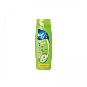 WASH&GO  Shampoo Normal 200ml
