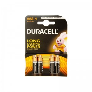 DURACELL Μπαταρίες ΑΑA...