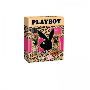 PLAYBOY Set Play it Wild...