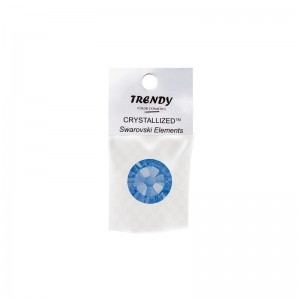 TRENDY Swarovski Sapphire...