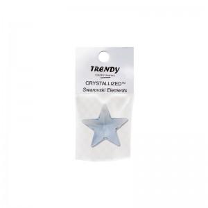 TRENDY Swarovski Αστέρι...
