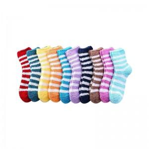 Κάλτσες Fleece Mix Color