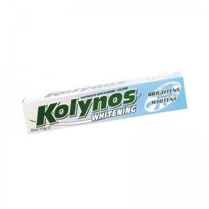 KOLYNOS Whitening Fluoride...