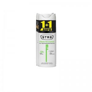 STR8 Deo Spray Fresh...