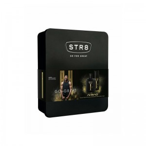 STR8 Ahead edt 100 ml + Deo...