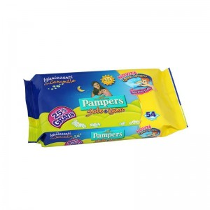 PAMPERS Μωρομάντηλα Sole e...