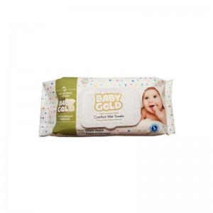 BABY GOLD Wet Towels Argan...