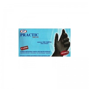 PRACTIC Γάντια Νιτριλίου...