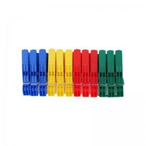 Πλαστικά Μανταλάκια 10cm 24Τμχ