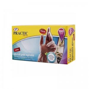 PRACTIK Γάντια Βινυλίου...