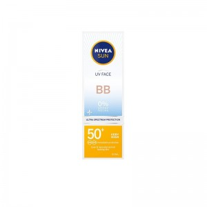 NIVEA Sun Face BB Cream...