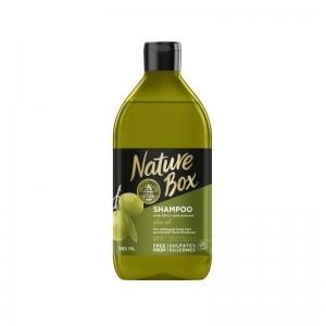 NATURE BOX Σαμπουάν Olive...