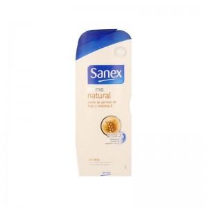 SANEX Αφρόλουτρο Natural 600ml