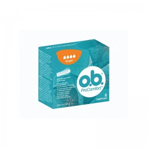 O.B Tampons Pro Comfort...