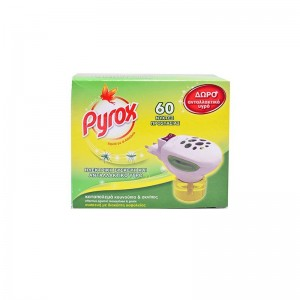 PYROX Ηλεκτρική Συσκευή &...