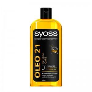 SYOSS Σαμπουάν Oleo 21 500ml