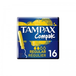 TAMPAX Normal Compak 16's