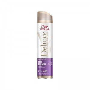 WELLA Deluxe Hairspray Pure...