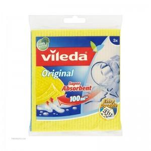 VILEDA Πανάκια Original 3τμχ