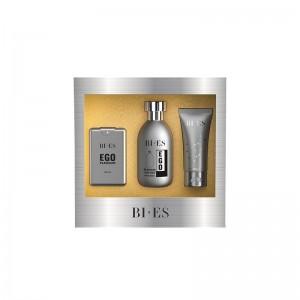 BI-ES Gift Set Ego Platinum...
