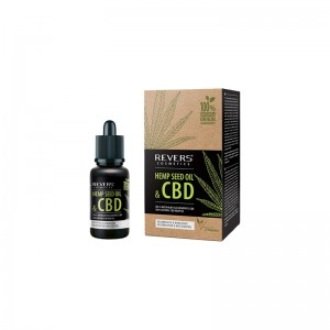 REVERS Hemp Seed Oil & CBD...