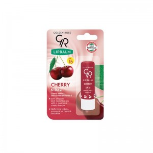 GOLDEN ROSE Lipbalm Cherry