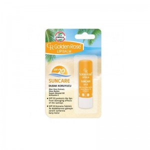 GOLDEN ROSE Lipbalm Sun...