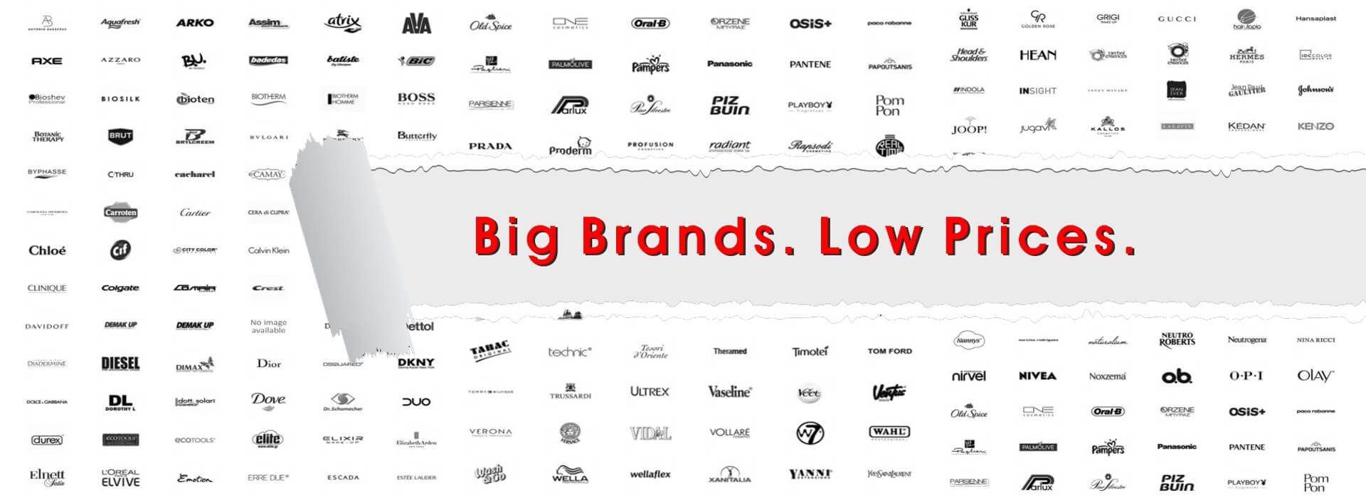 Big Brands Low Prices